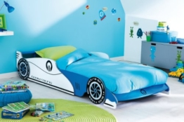 demeyere ausziehbares autobett 262x174 - Kinderbett Auto mit Lenkrad