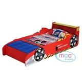 autobett rennauto bett kinderb 162x162 - Kinderbett Auto mit Lenkrad