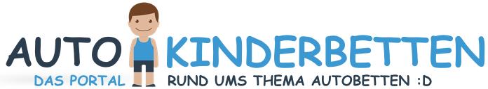 Kinderbett Auto Logo