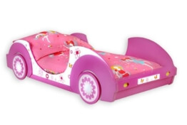 traumhaftes autobett butterfly 262x176 - Kinderbett Auto Polizei