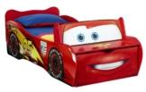Worlds Apart 452LMN  Lightning McQueen Toddler Feature Kinderbett, 170 x 77 cm -